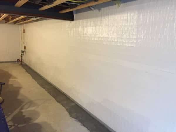 Basement waterproofing by BDB Waterproofing in Omaha