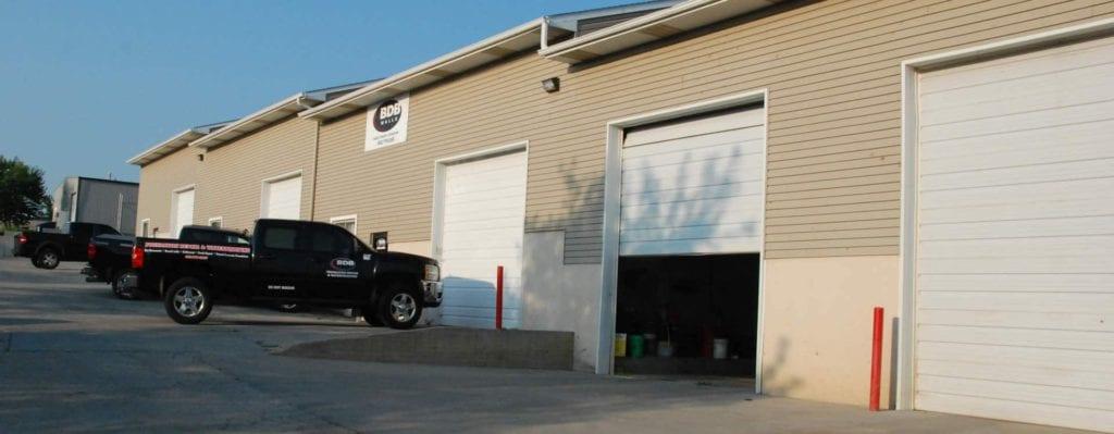 BDB Waterproofing office in Omaha, NE - The foundation repair & Basement waterproofing experts!