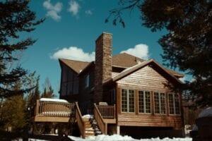 Leaning Chimney | Foundation Repair